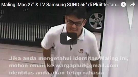 Maling iMac 27″ & TV Samsung SUHD 55″